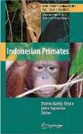 印尼灵长类动物Developments in Primatology-Progress and Prospects:Indonesian Primates(2010)